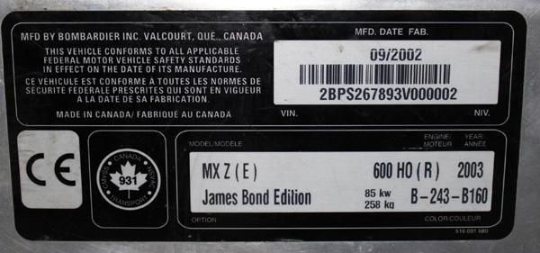 ski-doo-007-edition