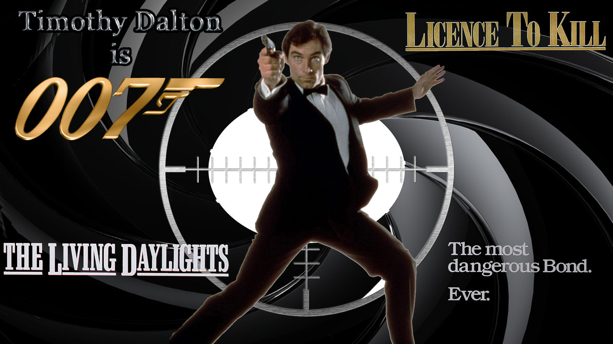 Timothy Dalton 007